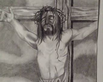The Crucifiction of Jesus Christ