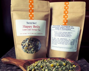 Happy Belly loose leaf tea