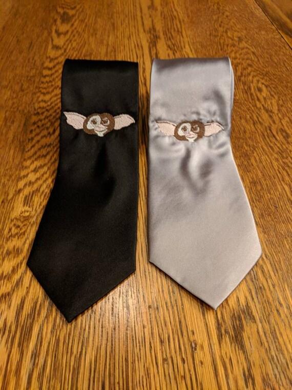 Gizmo Tie (Gremlins, Mogwai)