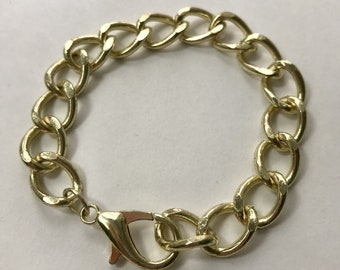 Luxe Gold Chain Link Bracelet