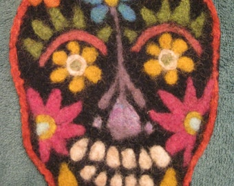 Sugar Skulls - Learn To Create Tapestry Needle Felt Kit
