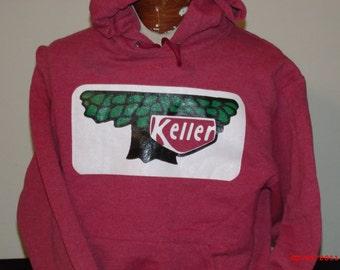 Keller Williams Hoodie. Keebler/Keller mash up lot hoodie