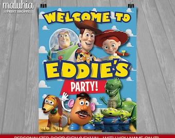 Toy story birthday Etsy