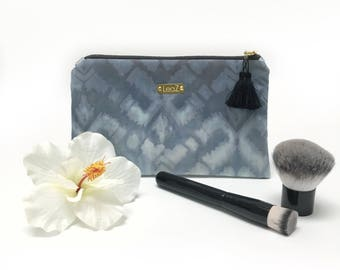 cosmeticbag pouch blue S