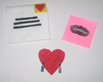 Valentine Earring Gift Pack