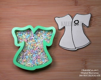 Grad Gown Cookie Cutter. Graduation Cookie Cutter. Graduation Cookies. Fondant Molds. Cookie Cutters. Unique Cookie Cutters. Graduation Gown