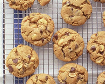 Make Your Own Flourless Peanut Butter Cookies Recipe - The Best Version - Gluten Free/Dairy Free - PDF INSTANT DOWNLOAD