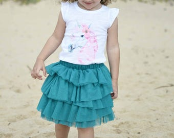 Lala Skirt PDF Sewing Pattern