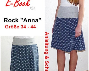 "EBook - Rock ""Anna"" Gr. 34-44"