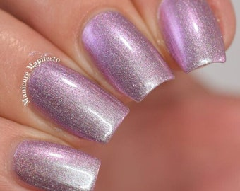 Don't you Hate Pants? - a silvery lilac-pink shimmer