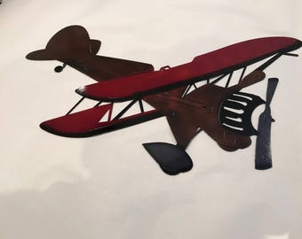 Airplane Decor Etsy