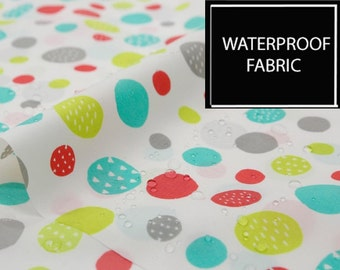 "High performance WATERPROOF Fabric, by Yard, 150cm(59"") Width"