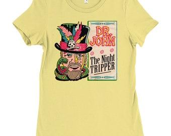 Dr. John The Night Tripper Tee