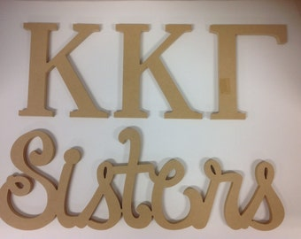 Kappa sorority, Greek letters, kappa kappa gamma, big little, sorority letters , unfinished Greek letters