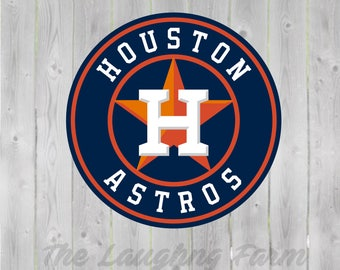 Houston Astros, Astros SVG, Baseball Clipart, Astros - svg, dxf, eps, png, Pdf - Instant Download- Cricut Explorer - Silhouette Cameo