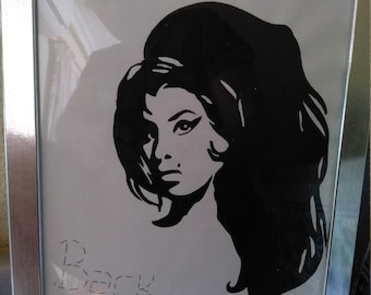Winehouse Drawing