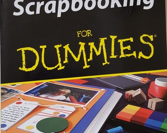 Scrapbooking for Dummies Instruction Booklet