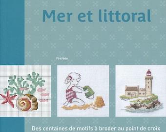 Sea and Coastal - Cross Stitch Craft Book