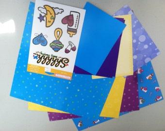 Shhhhh Paper Kit. Great Gift!!!