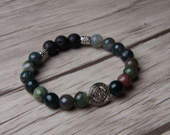 Sallie aromatherapy bracelet