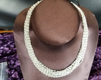 1960 Sara Coventry signed Multi-strand Necklace