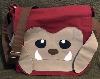 Ludo Messenger Bag