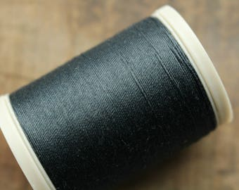 Heavy Duty Thread - Black