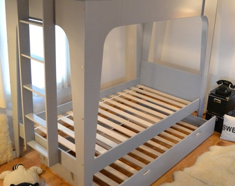 "Bunk Bed 75"" High"