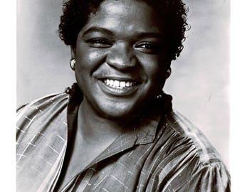 Gimme A Break – 1982 - B&W publicity still - Nell Carter