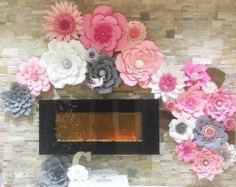 Large paper flower   Etsy