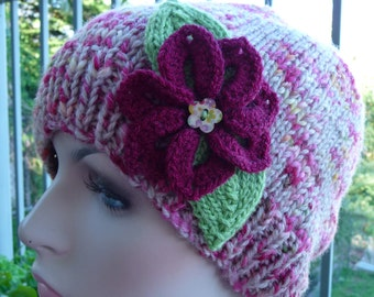 Chunky Pure Wool Hat - 1603