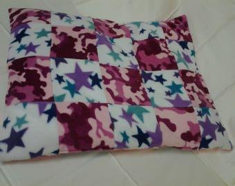Fleece and Waterproof Dog Bed
