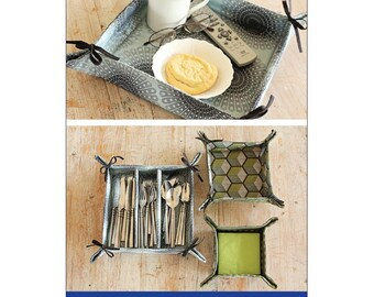 Indygo Junction THE EVERDAY TRAY IJ1102 Sewing Pattern