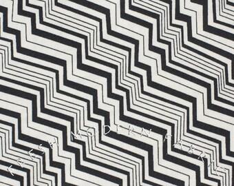 Half Yard Olympia Elling in Tea by Alexander Henry, 100% Cotton Fabric