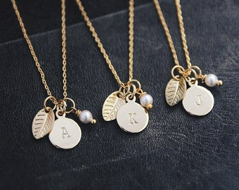 Handstamped jewelry Etsy