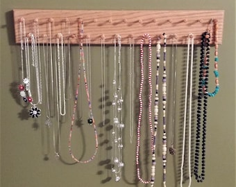 Necklace & Jewelry Holder