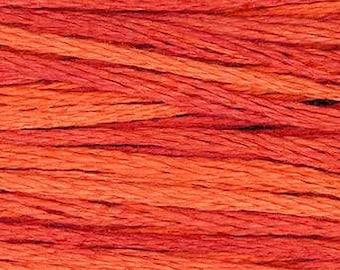 2245 Grapefruit - Weeks Dye Works 6 Strand Floss