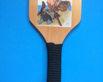 Pirate Booty Spanking Paddle