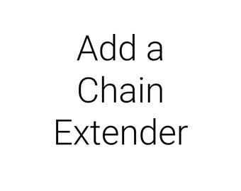 Add a Chain Extender