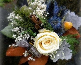 Graduation Gift Bouquet Victorian Tussie Mussie