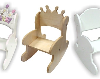 Rocking Chair Personalized