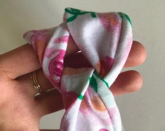 Infant Floral Knot Headband