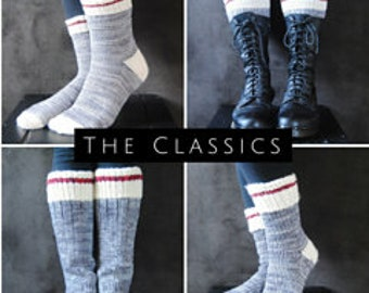 The Classics ~ E-book Collection of Knitting Patterns PDF
