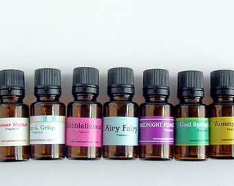 5 Fragrance Oils, Scented Oils, Candle Fragrance, Mothers Day Gift, Home Fragrance Oils, Bath and Body Fragrance - Option 3