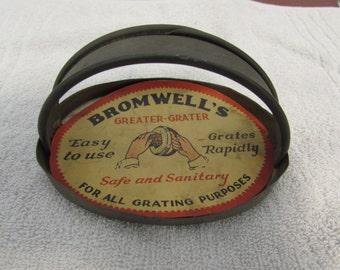 """Bromwell's - """"Greater - Grater"""" Ktchen Gadget"""