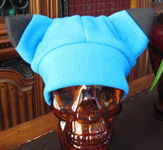 New Alola Forms Surfing Water Pikachu fleece ear hat in 6 sizes