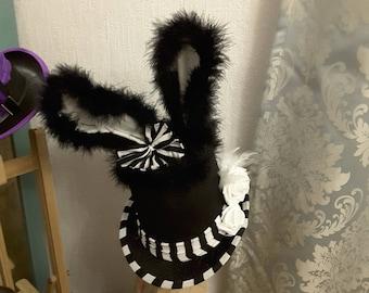 Tip Top Bunny Hat