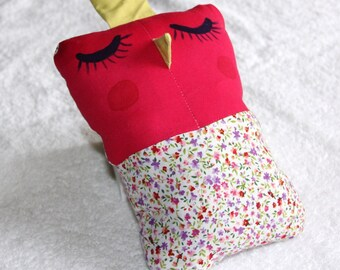 blanket fabric small hen