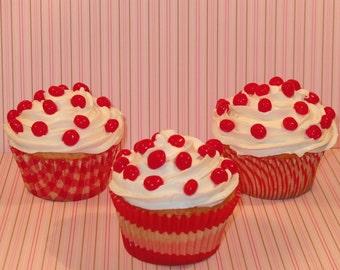 Cinnamon Imperial Cupcake Decorations  (4 oz)