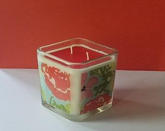 Flowrella Soy Wax Candle